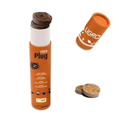 Субстрат Plug 24 от UGRO